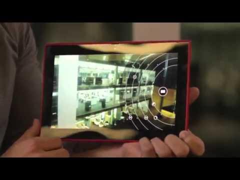 Nokia Lumia 2520 (VIDEO) Hands On