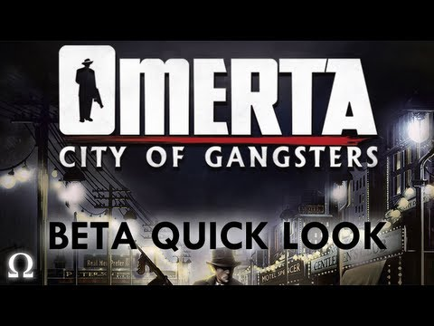 Omerta: City of Gangsters Gameplay
