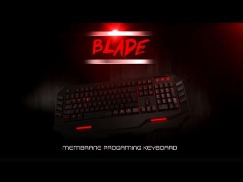 Ozone Blade-Tastatura De Gaming