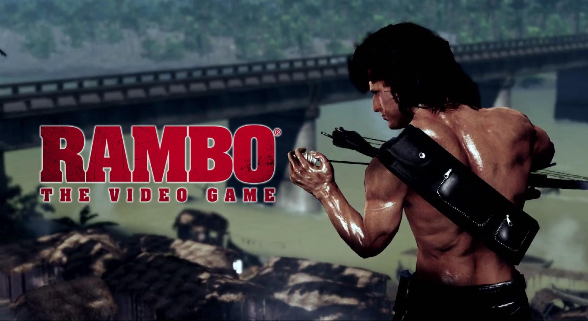 Rambo The Video Game – Reveal Trailer