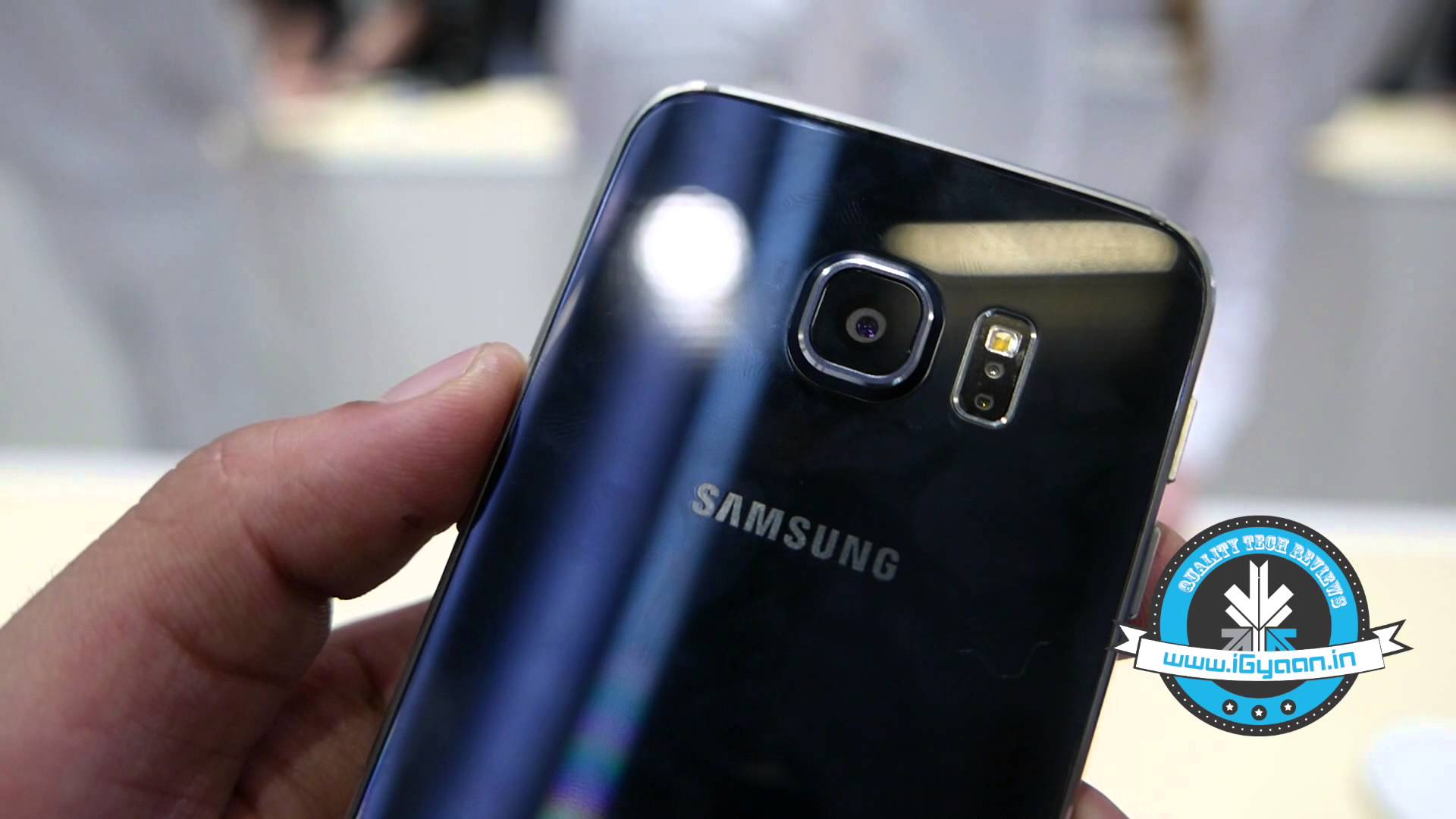Samsung a lansat  S6 şi S6 Edge  şi sistemul de plăţi Samsung Pay (VIDEO)