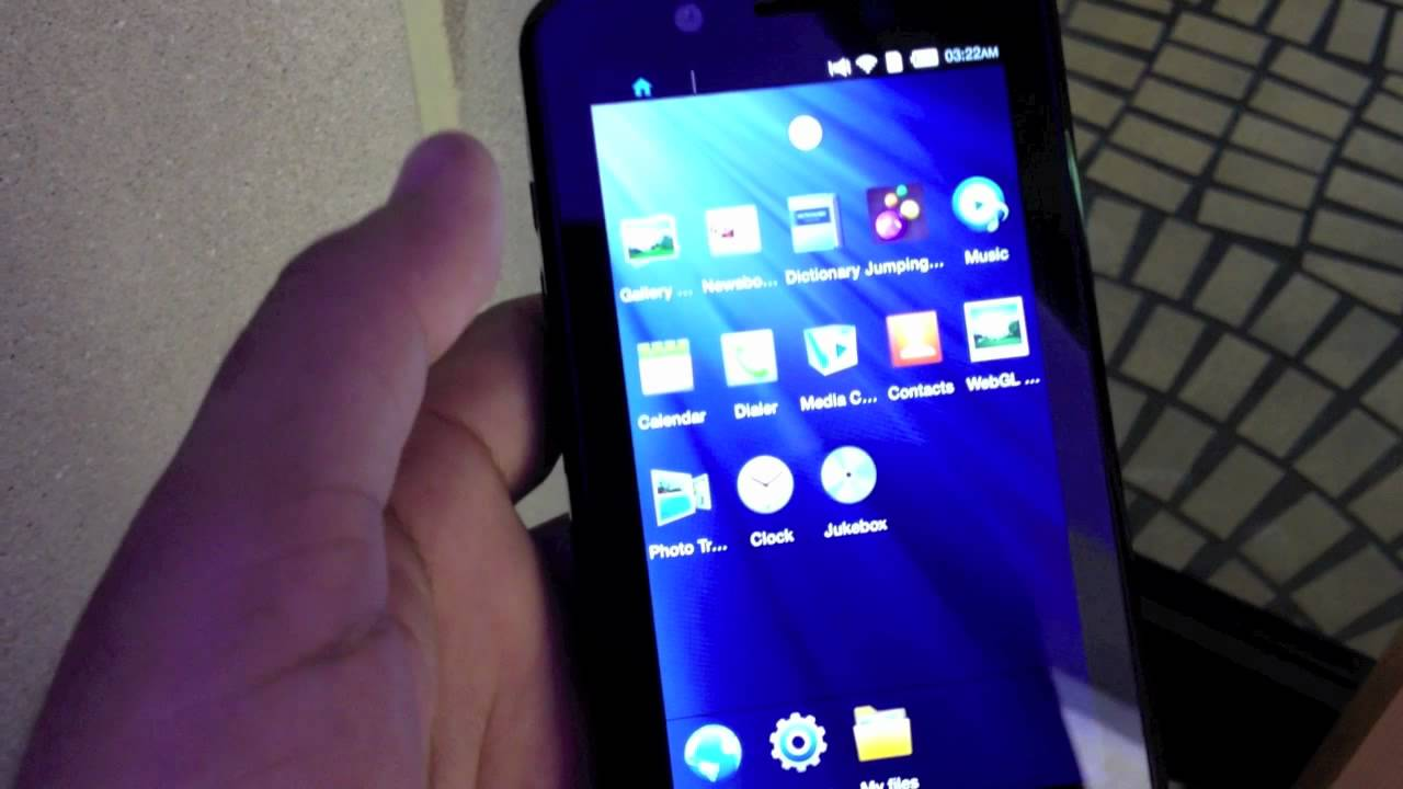 Samsung Tizen un smartphone cu sistem de operare Linux