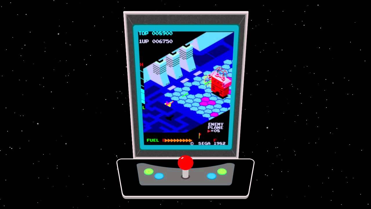 Sega vrea sa aduca pe iOS si Android jocul New Zaxxon