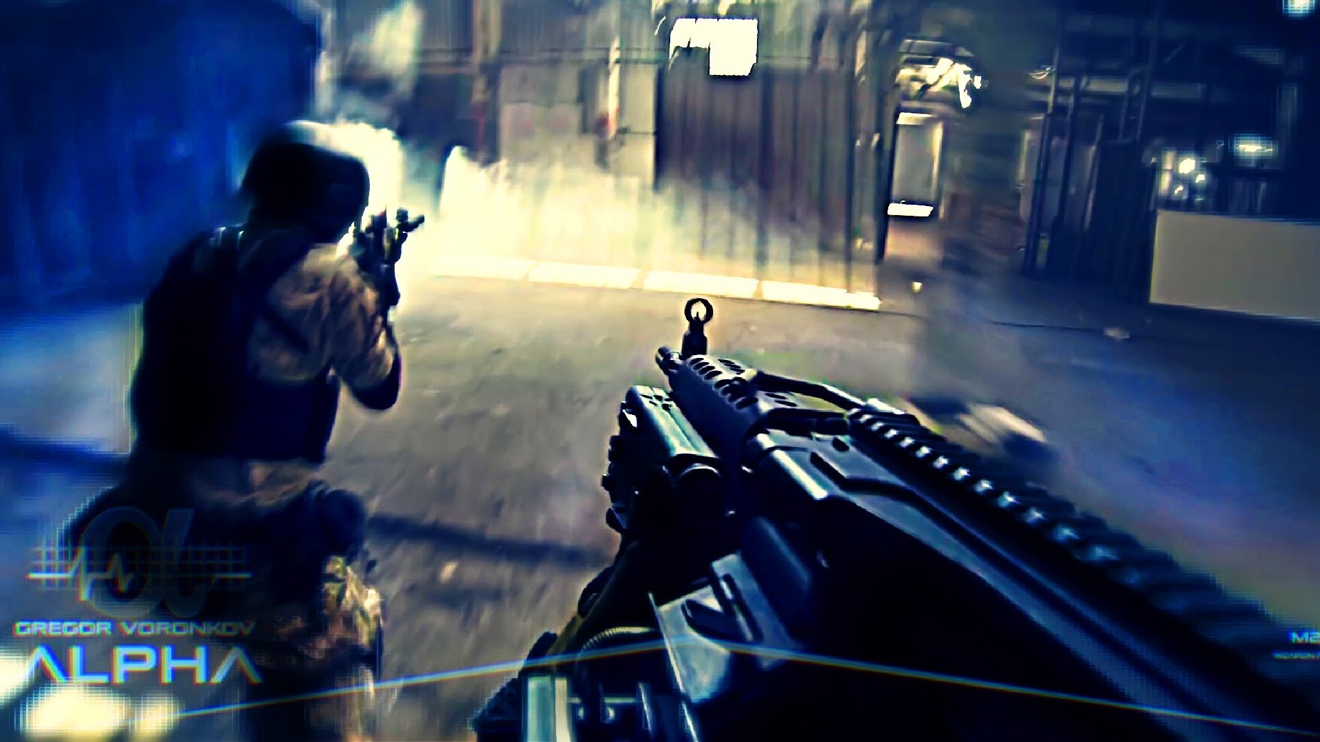 Splinter Cell: Blacklist – 1st vs 3rd person view