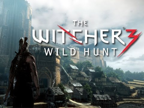 The Witcher 3: The Wild Hunt,Anuntat