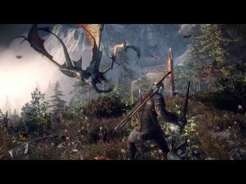 The Witcher 3: Wild Hunt – TGS 2013 Trailer