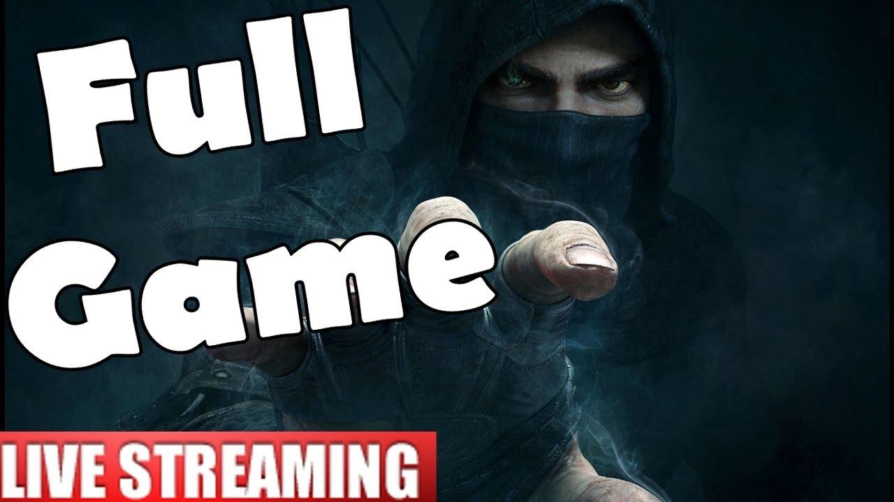 Thief PC Gameplay