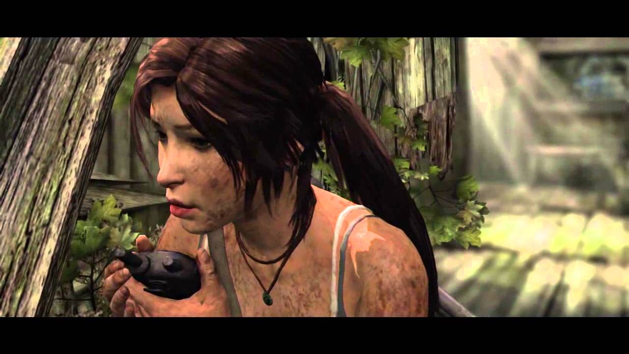 Tomb Raider – Survivor Trailer