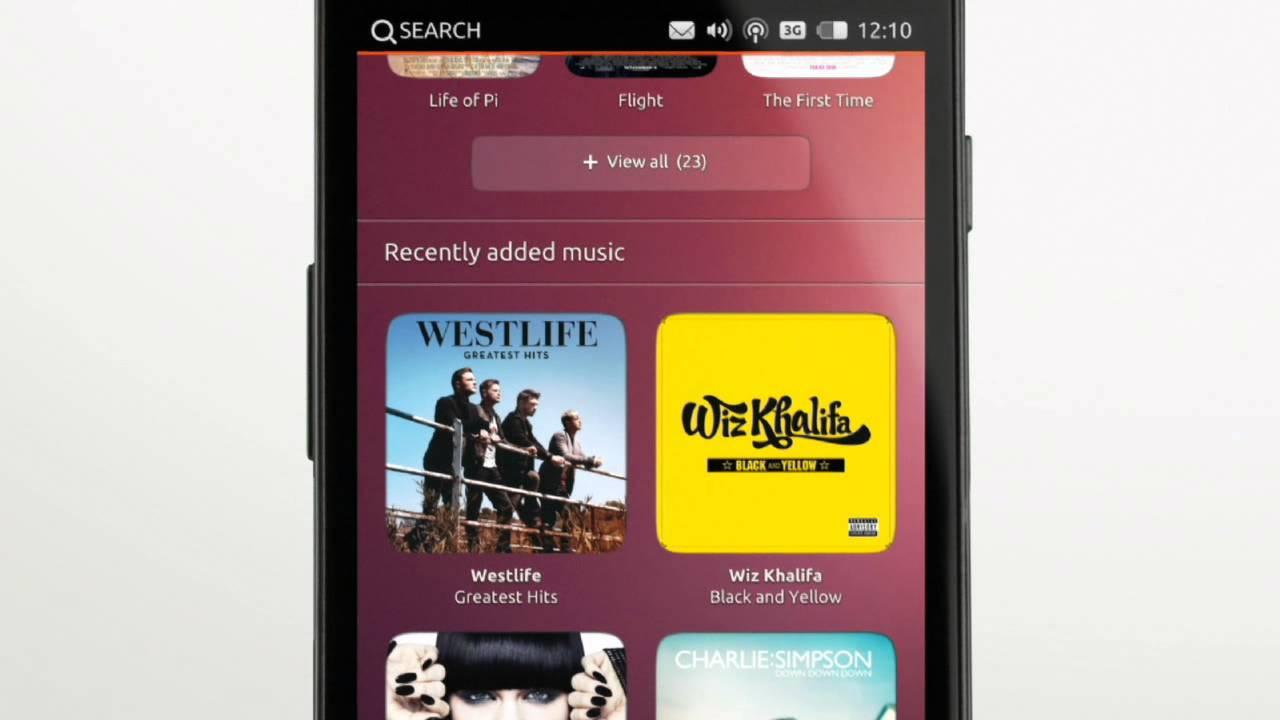 Ubuntu Acum Si pe Smartphone-uri Si Tablete