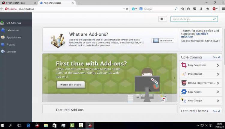 Cum putem face browser-ul Mozilla Firefox sa mearga mult mai rapid