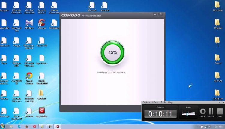 Comodo Antivirus – Cea mai buna solutie de aparare