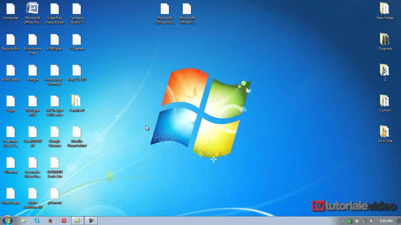 Configurare Mozilla Thunderbird