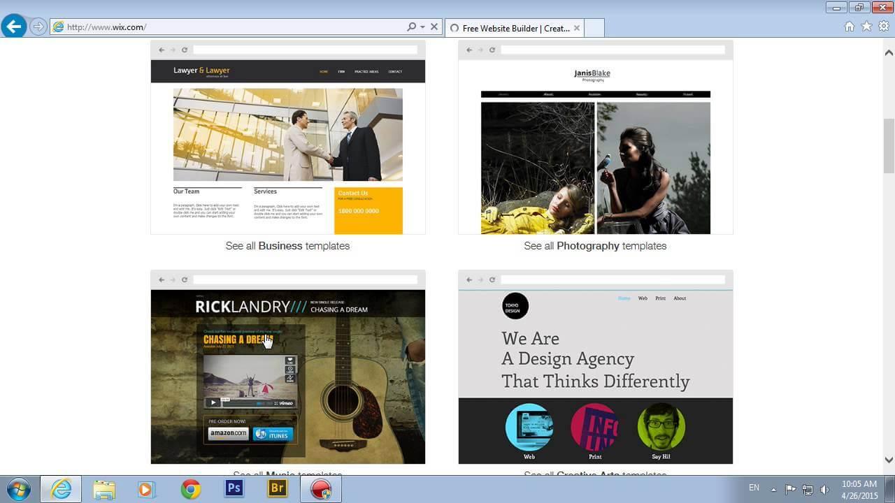 Cum putem crea propriul website simplu si gratuit cu uCoz si alte site-uri