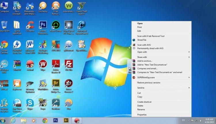 OpenWith Enhanced un locuitor pentru casuta de dialog Openwith din sistemul de operare Windows