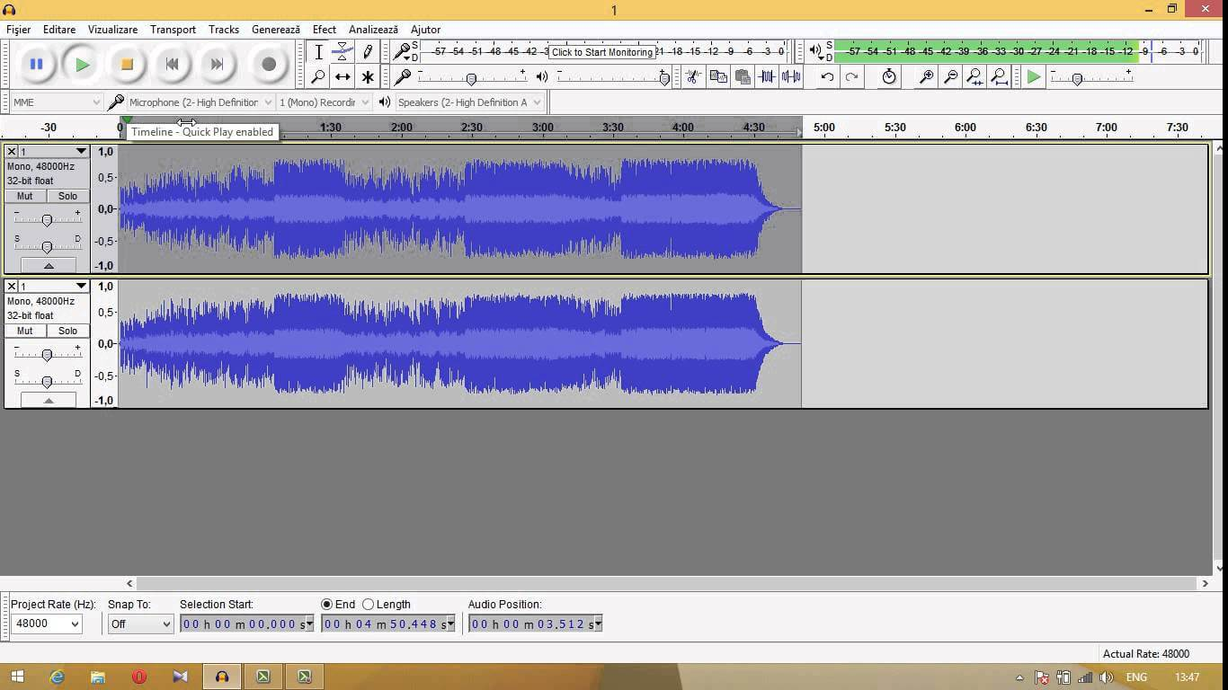 Cum faci un instrumental pentru karaoke?