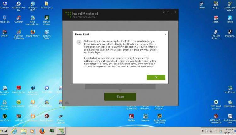 HeardProtect un program antimalware ce compenseaza antivirusul