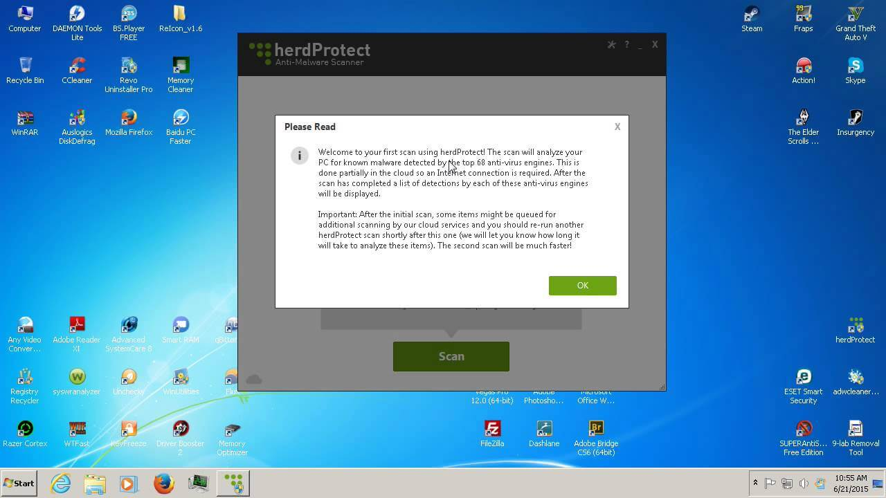 HeardProtect un program antimalware ce compenseaza antivirusul