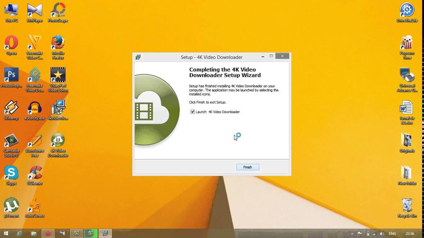 4K Video Downloader – Descarca continut video de pe internet