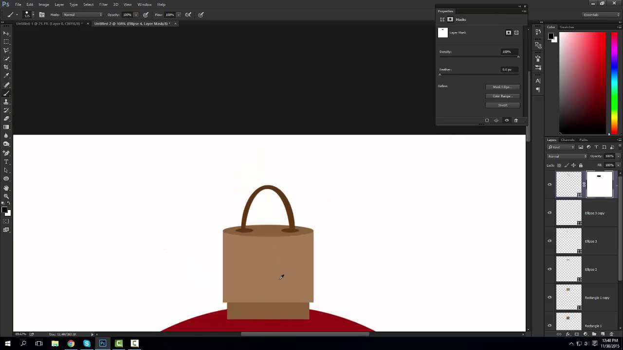 Cum facem un glob de craciun in Adobe Photoshop