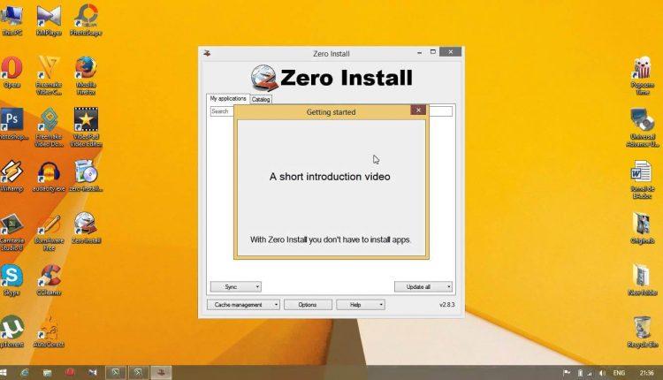 ZeroInstall – Ruleaza programe fara instalare