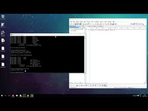Tutoriale video introducerea in Python nr. 2 Hello World