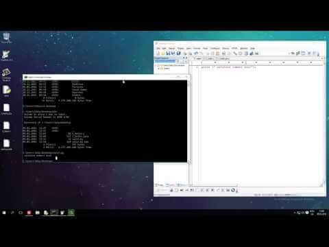 Tutoriale video introducerea in Python nr. 2 Hello World