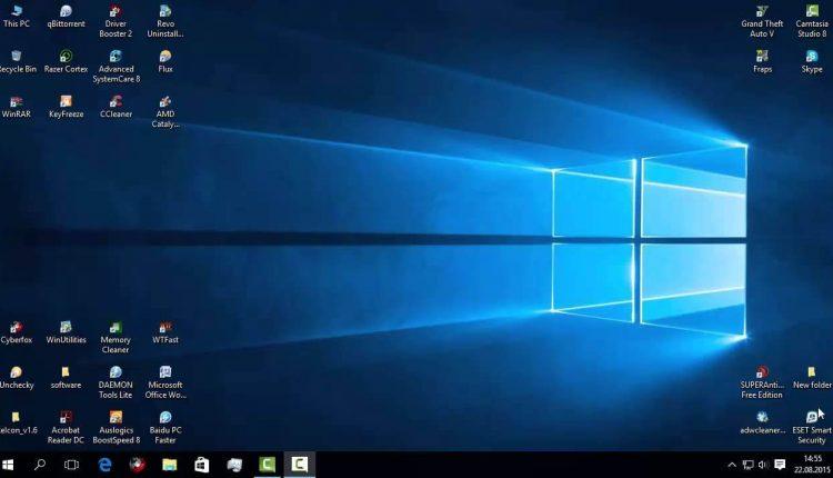 O aplicatie open-source ce poate opri pe Windows 10 prin a ne urmari in ceea ce facem