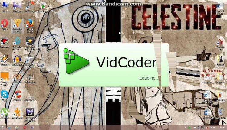 VidCoder – Conversie de fisiere audio si video