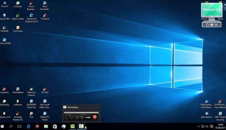 Blochează accesul la calculator pentru siguranță cu WinLockPro