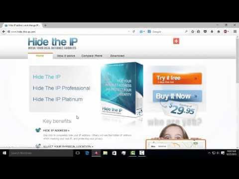 Cele mai bune unelte pentru ascunderea IP-ului
