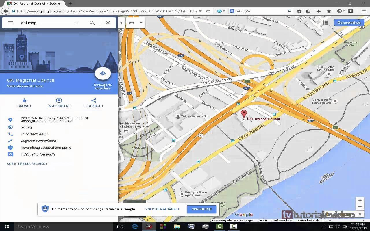 Download hărți Google Maps si un mic sfat pentru navigația offline