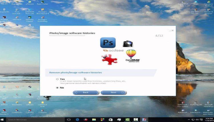 PrivaZer 2.0: Interfață și funcții de curățare îmbunătățite
