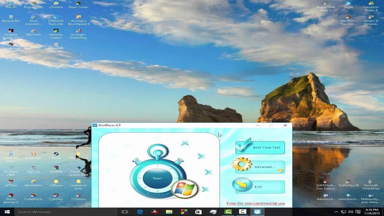 Program cu care poți afla de cât timp are nevoie calculatorul tau pentru a porni – BootRacer