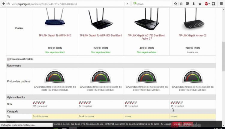 Ghid achizitie router wifi