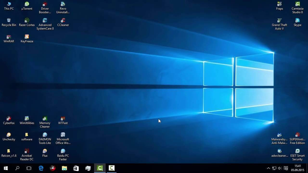 Rezolvare probleme generale a performantei din windows 10