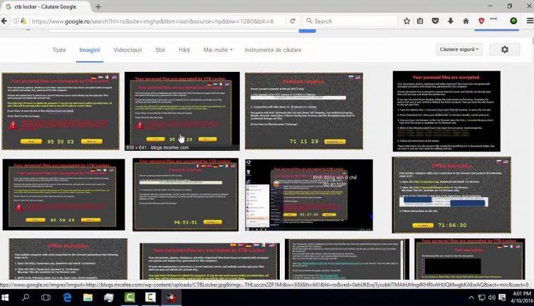 Cum ne protejam de ransomware