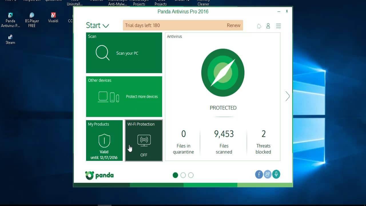 Panda Antivirus Pro Review