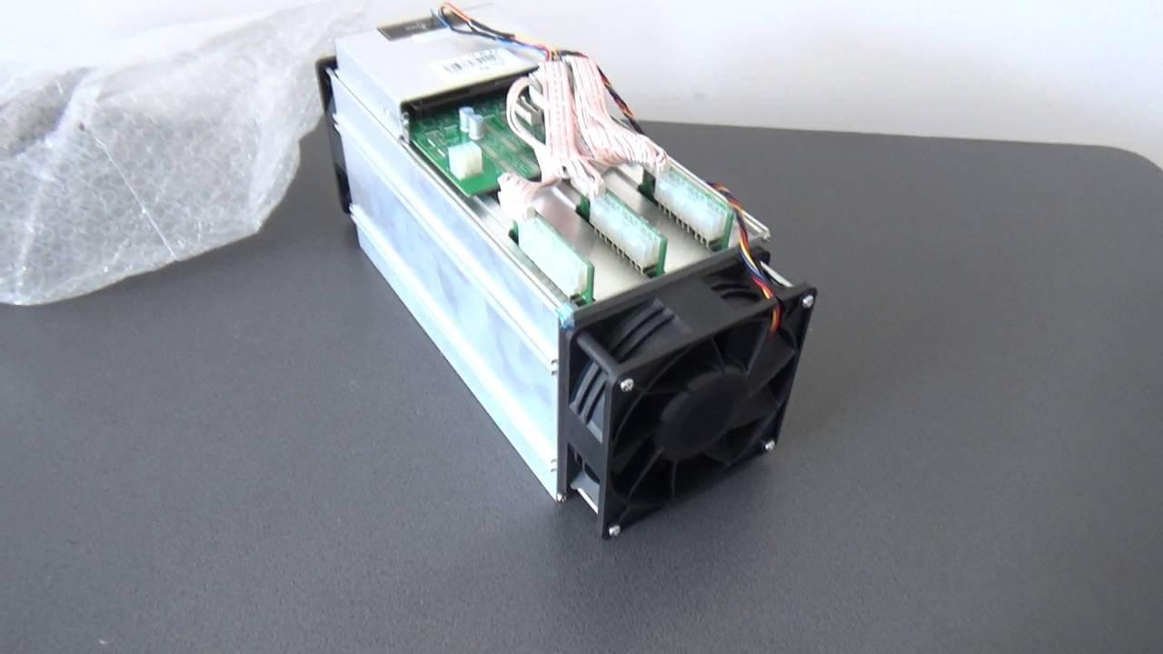Unboxing Antminer S9 cel mai puternic miner pentru bitcoin