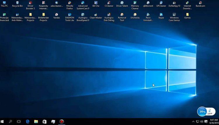 Windows 10 sub forma unui malware,explicatii de ce ar trebui sa ne ferim de upgrade-ul ce apare in Tray