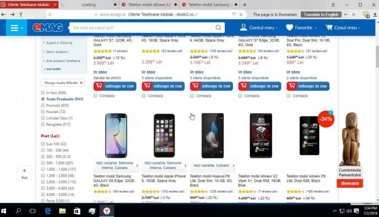 Ghid de achizitionare smartphone