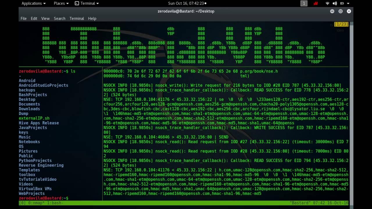Despre scripturile nmap si limbajul de programare Lua -6-