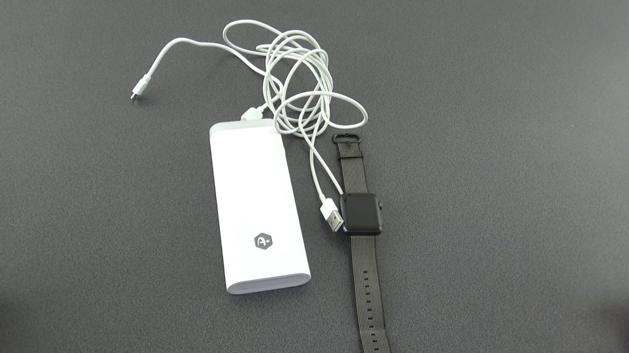 Review power bank 10000 mAh A+