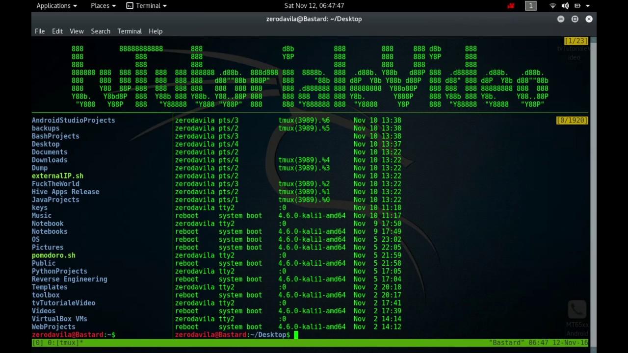 Tutoriale Video Busy Box -10- despre ip, ipcalc, kill, killall, klogd, last, less si ln