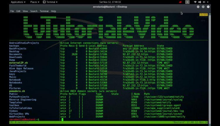 Tutoriale Video busybox -14- despre mt, mv, nameif, nc, netstat,nslookup, od si openvt