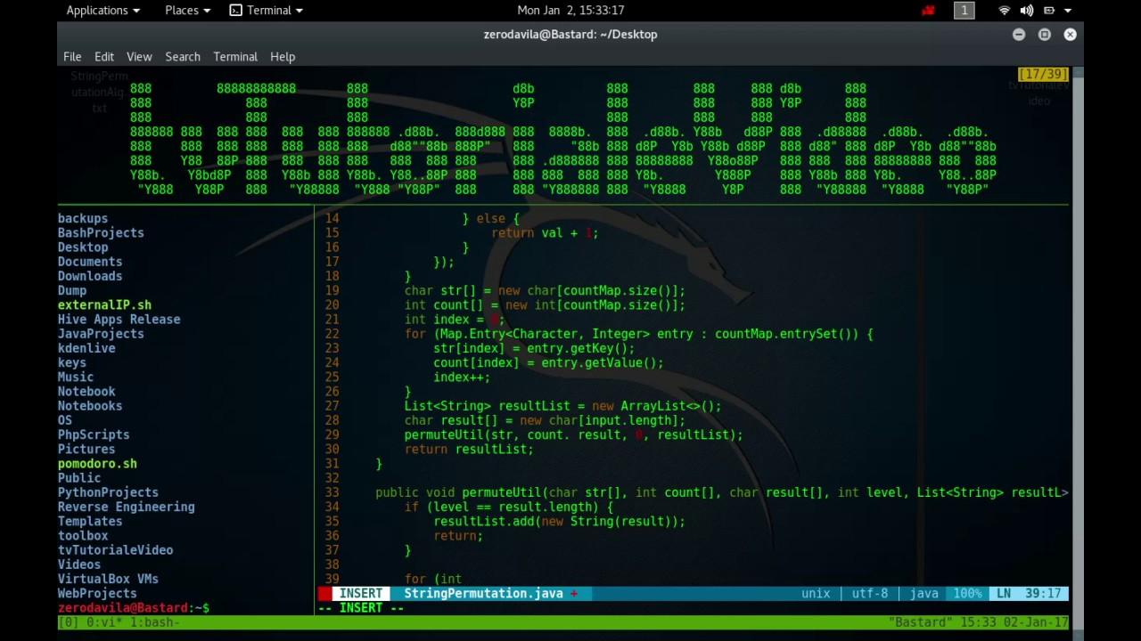 Java : Cum facem un generator de anagrame