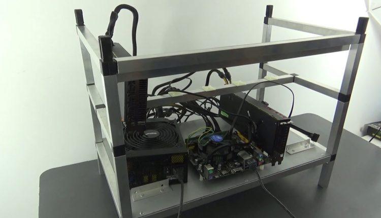Construieste un mining rig cu RX VEGA 56 pentru ethereum sau zcash
