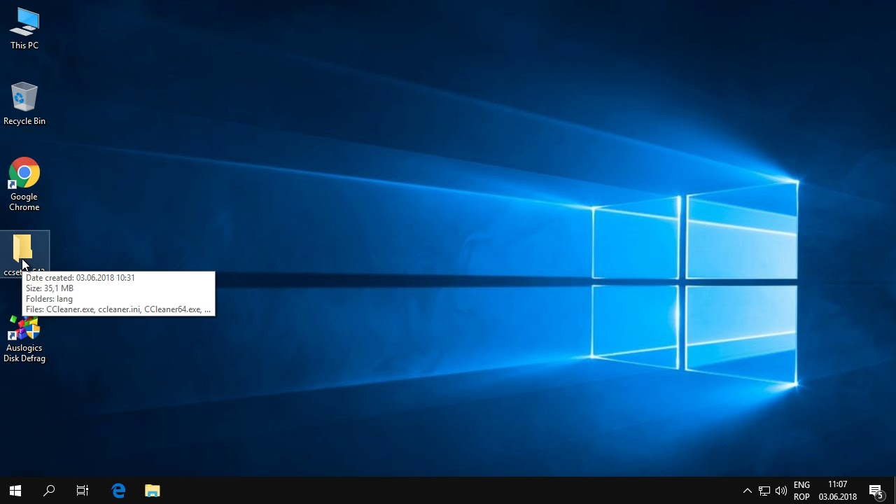 Cateva optimizari care pot fi facute sistemului de operare dupa instalare