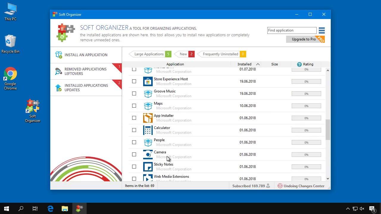Dezinstalarea aplicatiilor implicite din Windows 10 si nu numai
