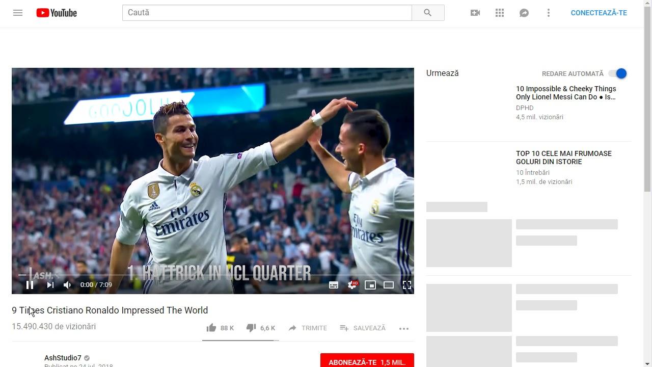 YouTube Miniplayer disponibil acum si pe Desktop