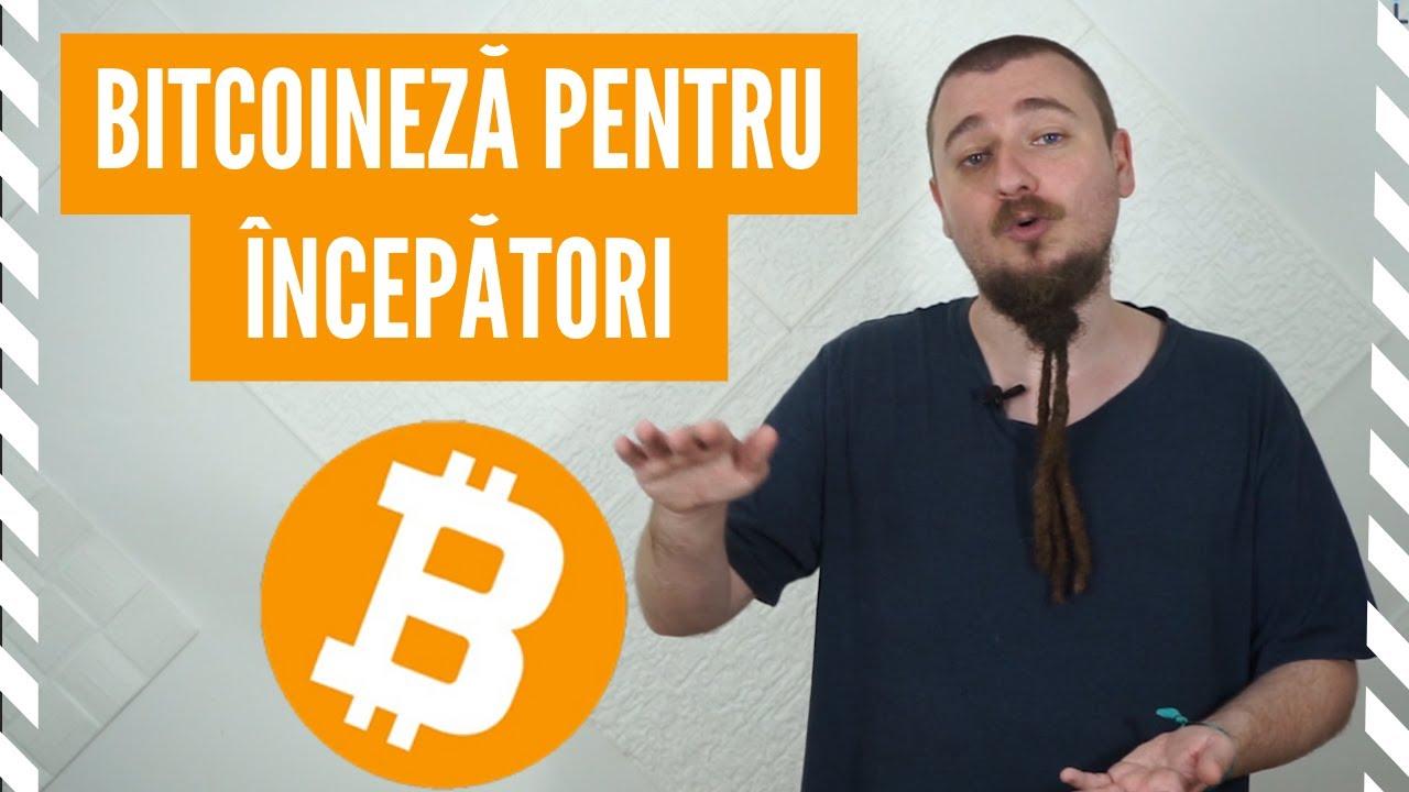 Bitcoin pentru incepatori